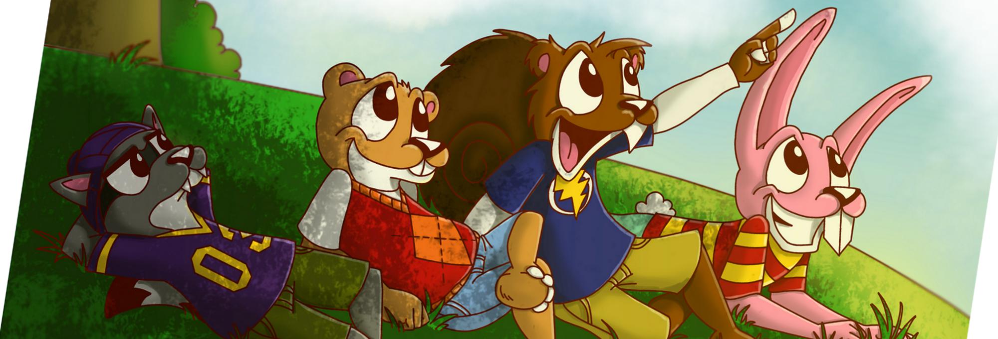 Mammal Camp